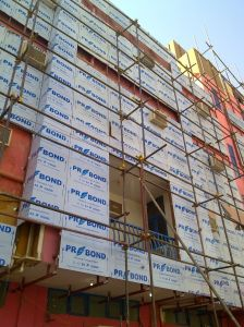 PVDF Coated Building Materials for Outside Wall Cladding pictures & photos
