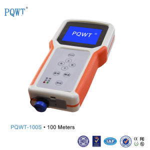 Pqwt-100s Easy Carry Deep Handheld Underground Water Detector