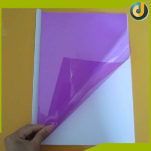 Wholesale A3 A4 A5 PVC Binding Cover for Sale