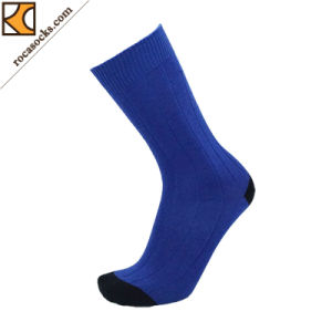 Flat Tennis Cotton Modal Socks with Business Style (163002SK) pictures & photos