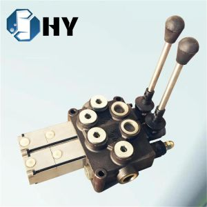 100L/min Hydraulic Monoblock Valve Single Acting for Tip Dump Car