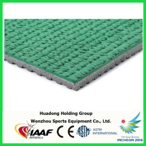 9mm Rubber Flooring Rolls, Auxiliary Running Track, Subsidiary Runway pictures & photos