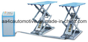 Super Thin Scissor Lift pictures & photos