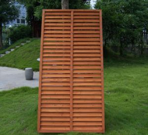 New Wooden Fence Panel Garden Fencing Panels Wooden Fence Covers pictures & photos