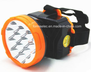 LED Head Lamp X2212 Flashlight Torch Rechargeable Headlight Searchlight pictures & photos