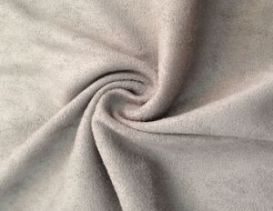 100% Polyester Suede Fabric for Sofa and Hometextile Fabric pictures & photos