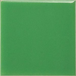 150X150mm Green Glossy Glazed Ceramic Interior Wall Tile