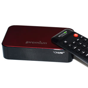 TV Online+ Amlogic S805 Kodi Media Arabic IPTV Box