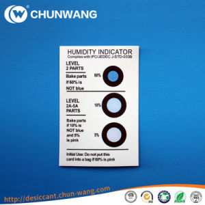 Good Price Cobalt Free Humidity Indicator Card for Electronic Products