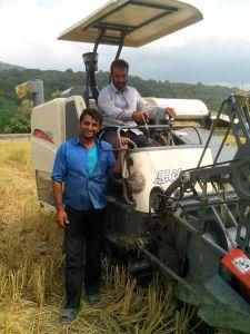 China Kubota Combine Harvester, Kubota Combine Harvester