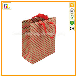 Custom High Quality Paper Shopping Bag in Color Printing pictures & photos