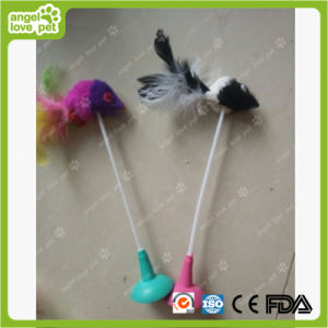 Hot Sale Sucker Toys Feather Pet Product pictures & photos
