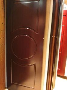 Modern Style Solid Wood Composite Door for Hotel Apartment (DS-079A) pictures & photos
