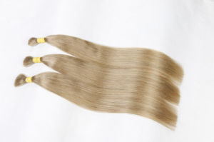 Top Quality Human Hair Extension Remy Human Hair Silky Straight pictures & photos