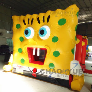 5X4m Outdoor Customized Inflatable Jumping Castle with Ce Blower