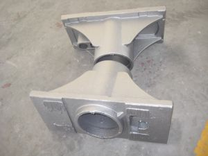 Oil Cylinder Base Seat Sand Casting pictures & photos
