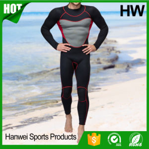 2017 Newest Style Neoprene Long Sleeve Wetsuits (HW-W006) pictures & photos