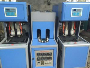Cheapest Semi Automatic Pet Bottle Blowing Machine Price pictures & photos