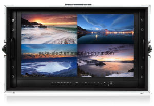 23.8′′ IPS 4k 3840*2160 Carry-on 3G-Sdi Photo Studio Monitor pictures & photos