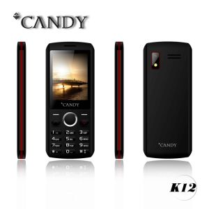 2.4 Inch Qvga Screen, Dual SIM Cards Big Battery Phone pictures & photos