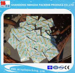 Alcohol Swab Packing Aluminium Foil Paper pictures & photos