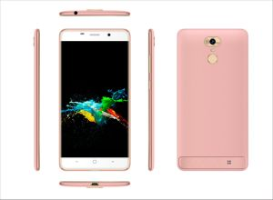 5.5 HD (720*1280) , IPS, 2.5D Curved Screen, Android 7.0, Lte 4G Smart Phone pictures & photos