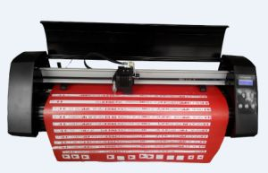 High Quality 420mm Digital Vinyl/Sticker/Paper Cutting Plotter pictures & photos