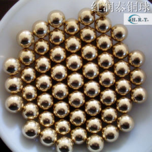 1.5mm-11.1125mm Non-Magnetic Brass Ball for Electronic pictures & photos