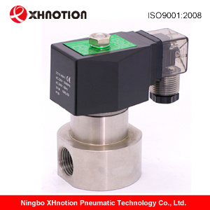Xsg Series Super High Pressure Solenoid Valve pictures & photos