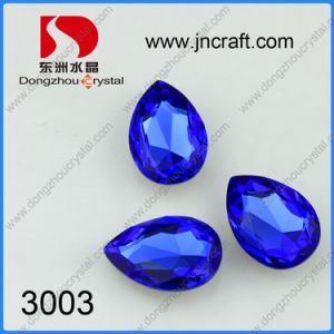 Shiny Fancy Point Back Stones Beads for Jewelry pictures & photos