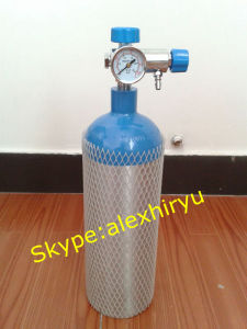 Aluminum Gas Cylinder Aluminum Gas Bottle pictures & photos