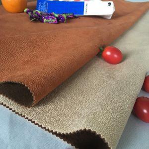 Micro Fiber Velvet Brush Upholstery Fabric For Sofa