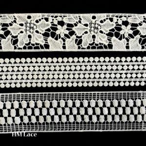 China Square Crochet Lace Trim Thin Lace Decoration Border Trim