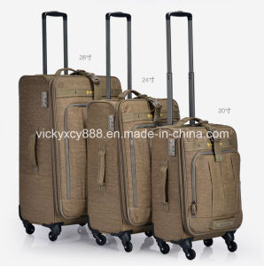 Business Travel Waterproof Wheeled Trolley Luggage Suitcase Bag Case (CY3397) pictures & photos