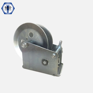 2500lbs Hand Winch Boat Trailer Winch Zinc Plated