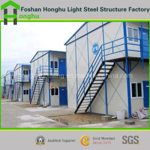 Steel Structure Mobile House with Steel Material pictures & photos