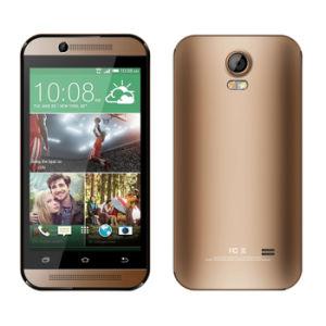 Mtk6572 Dual Core 4.3inch WVGA Screen WCDMA Mobile Phones