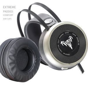 Wholesale Noise Cancelling LED PC Game Headset (K-V8) pictures & photos