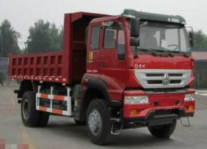 Big Discount! ! Factory Directly 160HP Euro3 Sinotruk 4X2 Dump Truck pictures & photos