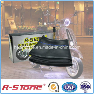 High Quality Natural Motorcycle Inner Tube3.00-10 pictures & photos