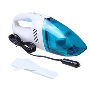Handheld Dust Suction Collector for Dry and Wet Use 60W 12V Heavy-Duty Car Vacuum Cleaner pictures & photos