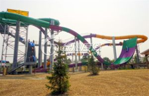 Water Roller Coaster, Water Slide, Water Park Equipment pictures & photos
