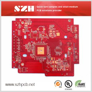 Electronics Multi-Layer Rigid LED PCB Board with Good Quality pictures & photos