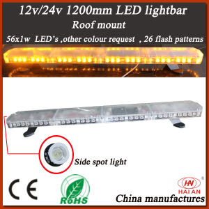 Newest LED Warning Lightbar for Emergency Vehicles (TBD-GC-812L-E) pictures & photos
