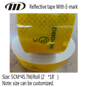 Reflective Tape Marking Tape pictures & photos