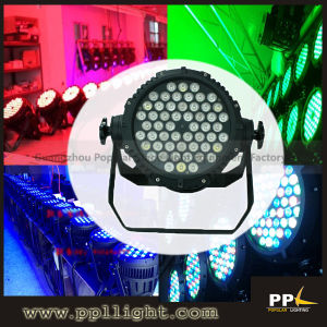 China outdoor stage light 54x3w waterproof led par can light china outdoor stage light 54x3w waterproof led par can light aloadofball Images