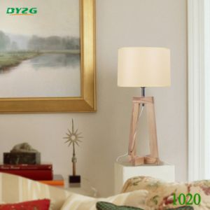 Modern Home Lighting Decorative Table Lamp Wood Light/Table Lighting Desk Lamp