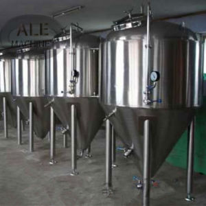 Help Business Thrive 300L 500L 600L 800L Micro Brewery Equipment, Beer Brewing System, Mash/Lauter Tun, Fermenter