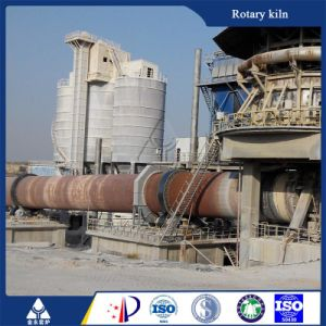 High Efficiency 600tpd Gas-Fired Lime Rotary Kiln Active Lime Calcining Equipment for Sale pictures & photos