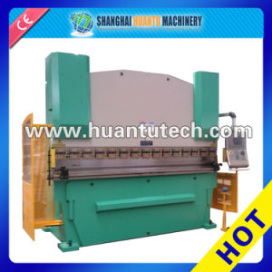 Hydraulic Steel Plate Bending Machine Wc67k pictures & photos
